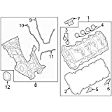 Ford BR3Z-6020-B, Engine Timing Cover Gasket