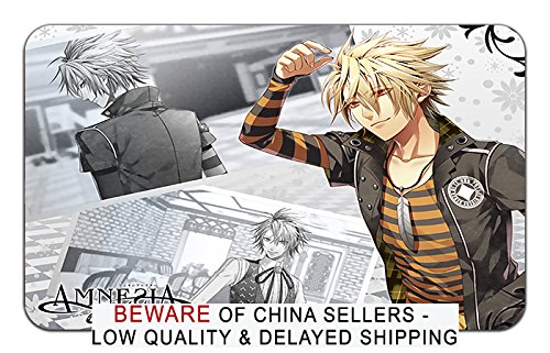 Amnesia Anime Mousepad Playmat (24