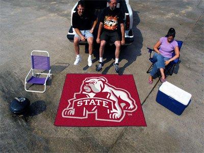Wholesale Mississippi State University Tailgater Rug, [Collegiate, Mississippi State]