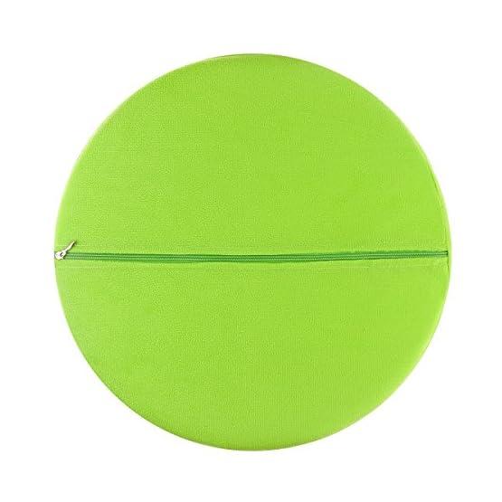 Lime Throw Pillow Fruit Plush 6