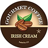 Smart Sips, Irish Cream Coffee, 24 Count, Single Serve Cups Compatible With All Keurig K-cup Brewers