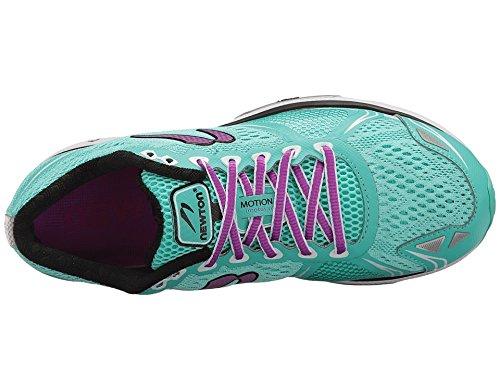 Newton Running Women's Motion VI Turquoise/Lavender Athletic Shoe