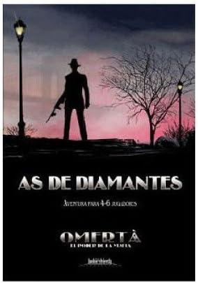 Holocubierta- As de Diamantes (HOL022)