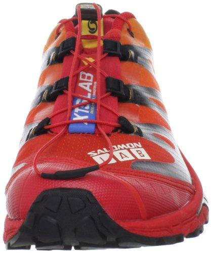 Salomon Unisex Laufschuh Trail S-Lab 4 XT Wings - 128346 Rot