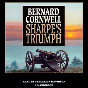 Sharpe's Triumph Audiobook