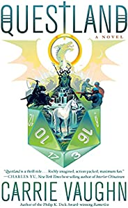 Questland: Author of the Philip K. Dick Award-winning Bannerless