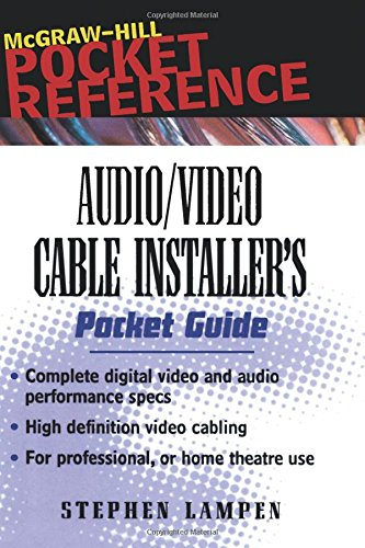 Audio/Video Cable Installer
