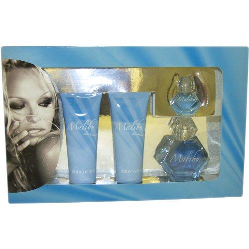Pamela Anderson W-GS-2487 Malibu - 4 pc - Gift Set 843711020093