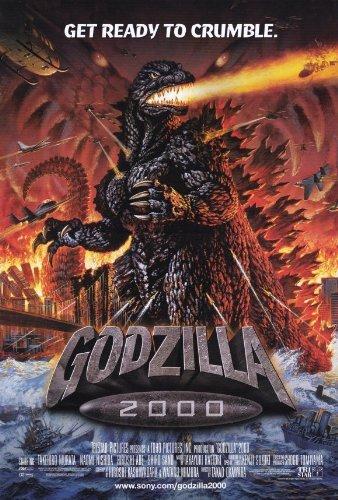 Godzilla 2000 POSTER Movie (27 x 40 Inches - 69cm x 102cm) (2000) (Godzilla 2000 Poster compare prices)