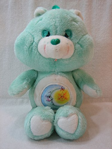 1983 Bedtime Bear from the American Greetings CareBears Collection 13