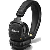 Marshall Mid Bluetooth Wireless On-Ear Headphone, Black (04091742)