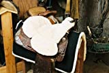 Full Western Saddle Cover - Tan