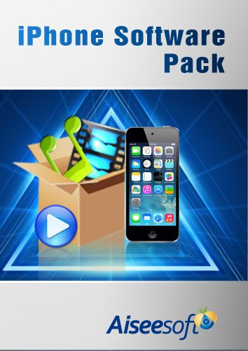 Aiseesoft iPhone Software Pack [Download] by Great Harbour Software Co.,Ltd