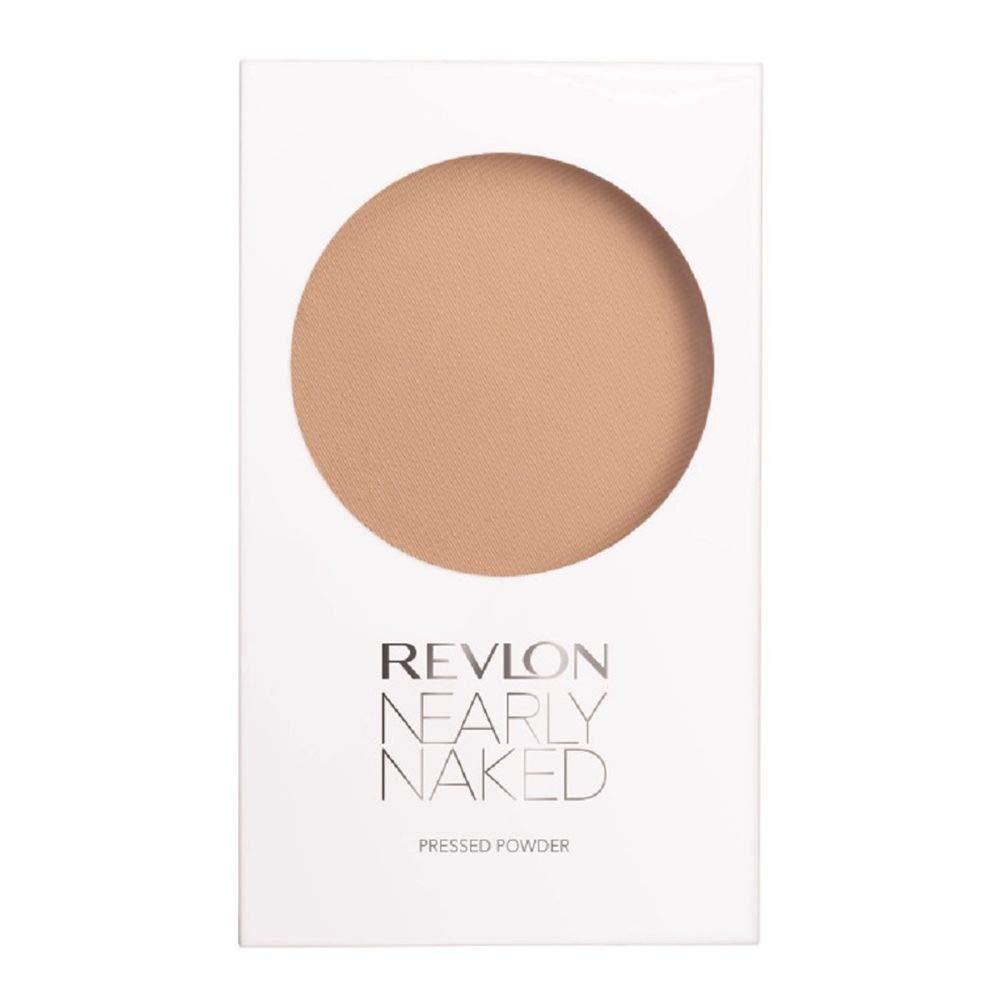 Revlon Nearly Naked Pressed Powder   010 Fair - Some