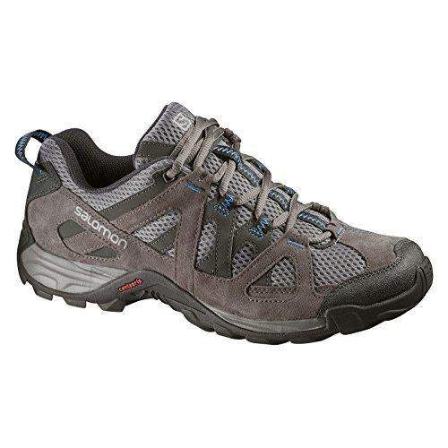 Salomon Contagrip Córdoba Zapatillas Trekking Senderismo deportivas Gr, 46 2/3 UK 11,5 zapatos de piel: Amazon.es: Zapatos y complementos