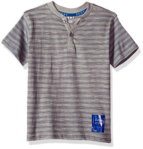 DKNY Boys' Short Sleeve T-Shirt – DiZiSports Store