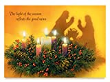 Best Miles Kimball Christmas Lights - Reflections of Christmas Card Set of 20 Review