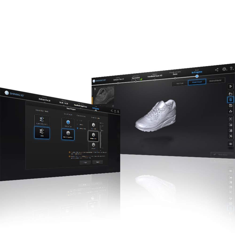 Amazon.com: EinScan Pro 2X Plus - Escáner 3D multifunción ...