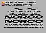Ecoshirt PF-6G69-1N3M Norco F187 Vinyl Adesivi