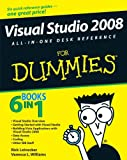 Visual Studio 2008 All-in-One Desk Reference for Dummies, Vanessa L. Williams and Rick Leinecker, 0470191082