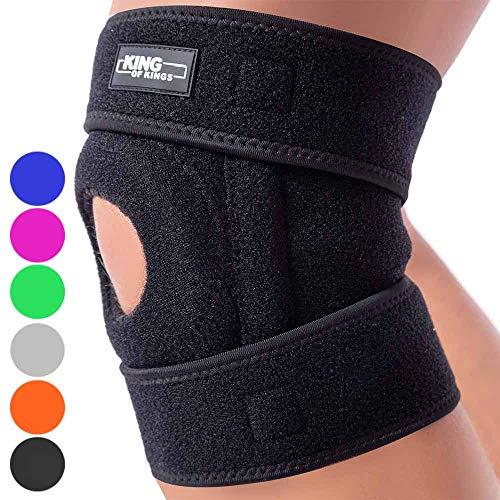 Patella Stabilizing Knee Brace for Women, Men,