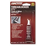 LOCTITE 37421 271 Red Heavy Duty Threadlocker - 6 ml Tube