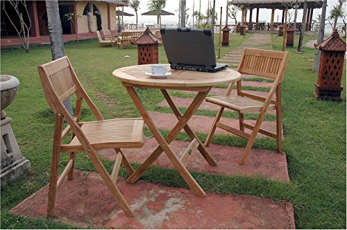 Anderson Teak Set (Anderson Teak Set-23 - No Cushion Windsor 31