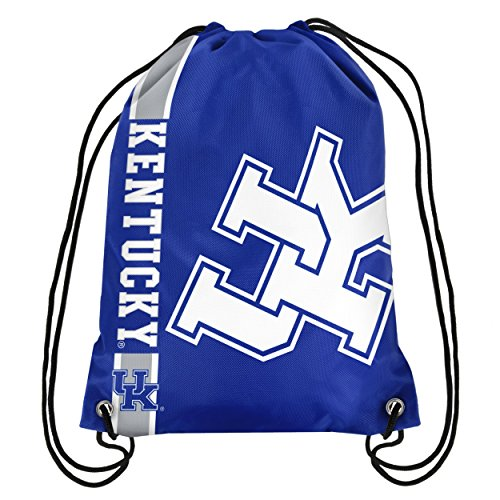Kentucky Big Logo Drawstring Backpack