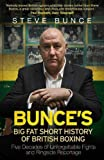 Book Cover for Bunce's Big Fat Short History of British Boxing