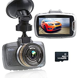 dashcam ragu 2 7 lcd 170 1080p hd auto kamera dashcam. Black Bedroom Furniture Sets. Home Design Ideas