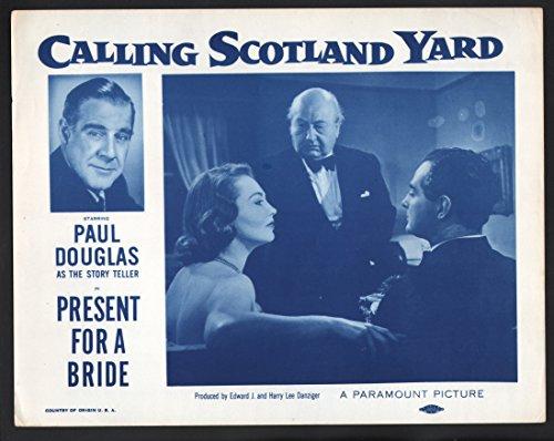 M Scotland Yard Lobby Card-Wilfrid Caithness and Andreas Malandrinos