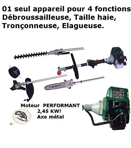 Tmtweb - Desbrozadora, podadora, cortasetos (2,45 kw ...