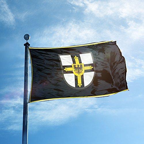Teutonic Order Grand Master Hor Garage Hangar Basement Flag