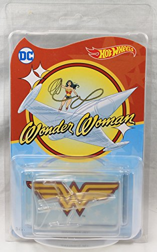 Wonder Woman Invisible Jet (Hot Wheels 2017 Collector Edition Wonder Woman Invisible Jet)