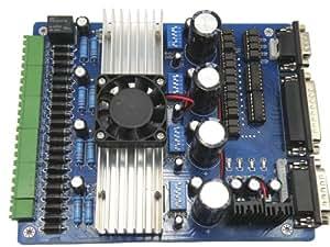 Sunwin - Controlador TB6560 CNC de 4 ejes para motores paso a paso NEMA17/23/34 (3 A)