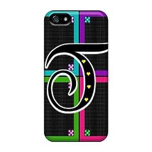 Excellent Design Mah T Phone Case For Iphone 5/5s Premium Tpu Case
