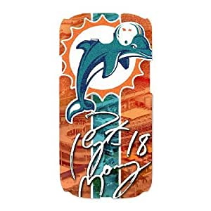 Samsung Galaxy S3 I9300 Phone Case White Dolphin WQ5RT7543879