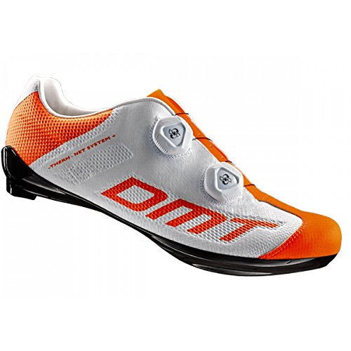 Chaussures DMT R1 Summer Blanc Orange fluo TG. 43.5