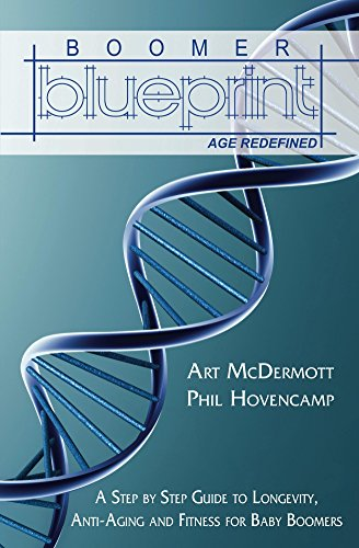 5198u%2BKucIL - Boomer Blueprint: A Step-by-Step Guide to Longevity, Anti-Aging and Fitness for Baby Boomers