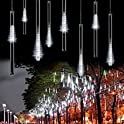 Savvypixel LED Meteor Shower Lights