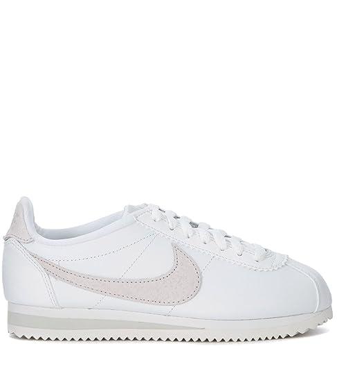 Zapatillas NIKE Cortez White Mujer 39 Blanco: Amazon.es: Zapatos y complementos
