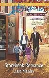 Storybook Romance, Lissa Manley, 0373817207