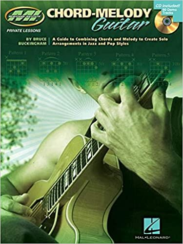 Chord-Melody Guitar: Private Lessons Series (Musicians Institute ...