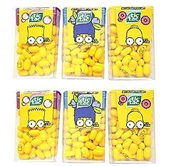 The Simpsons Bubble Gum, Blueberry & Donut Flavor Tic Tac Mints