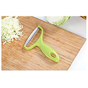 Cabbage Wide Mouth Fruit Peeler Stainless Steel Knife Kitchen Tools Salad Vegetables Peelers Kitchen Accessories