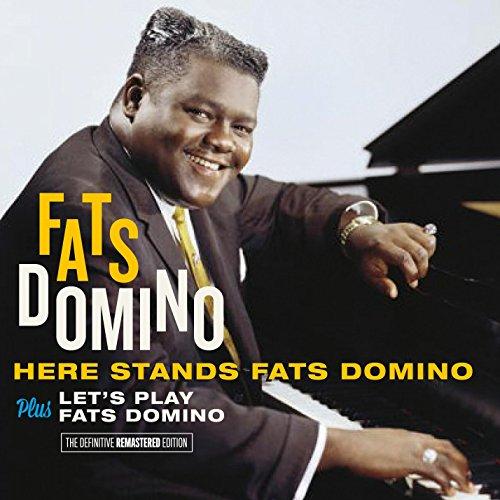 Here Stands Fats Domino + Let's Play Fats Domino + 6 Bonus Tracks (Six Fat)