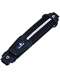 Timex 16mm IRONMAN Triathlon 30 Lap Black Fast Wrap Strap Watch Strap Fits T5H421, T5E901, T5K312, T5H581, T5E931, & T5K6939J