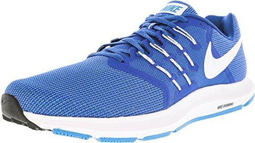 Zapatillas De Running Nike Run Swift Hombres Blue Textile Athletic Con Cordones Battle Blue / White / Blue Jay