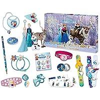 Craze 52083–Calendario dell' Avvento Walt Disney Frozen–Il regno di ghiaccio
