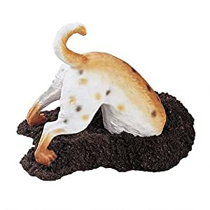 Design Toscano Terrence the Terrier Digging Dog Sculpture